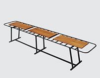 Aeroplane Bench