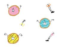 Evil Donuts