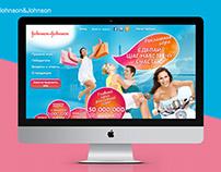 Landing Page | Johnson & Johnson