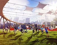Central Park Summer Pavilion Architecture Competition