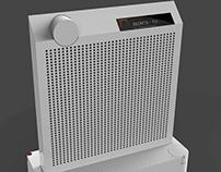 circles - two part speaker