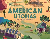 American Utopias - doc poster