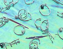 tracés jewellery