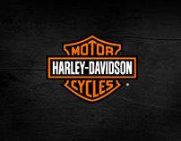 Harley-Davidson Mailers