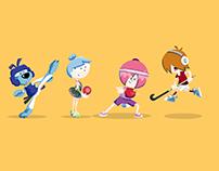 KidZania Characters