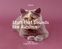 Stuff that Sounds like Autumn