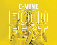 C-mine Foodfest