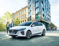 Hyundai Ioniq Hybrid CG