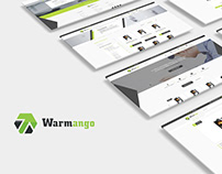 Web design Warmango