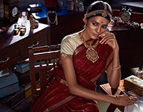 Pallavi Singh for NAC Jewellers