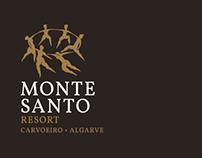 Monte Santo Resort - 9th Anniversary Invitations