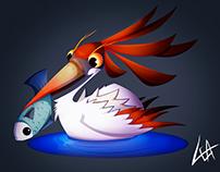 Heron (Chi-Chi)