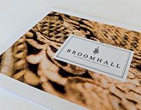 Brochure for Broomhall House