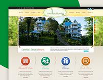 Camellia & Elettaria Website