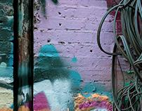 GRAFFITI ALLEY: CAMBRIDGE ~ IMAGE 1