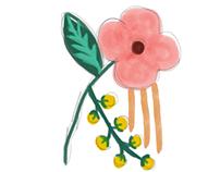 Flower doodle