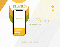 Delivery on ~~ DOOR STEP One App For All your needs