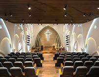 Sijhih City Presbyterian church