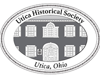 Utica Historical Society Logo & Brochure Design