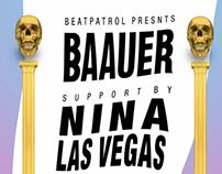 poster design | BAAUER 2015 | vienna show