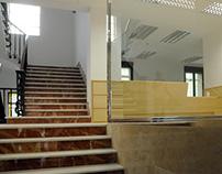 2010 reforma y ampliación de la Audiencia de Teruel