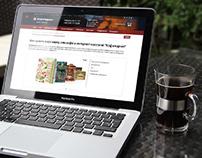 E-shop Kofemarket