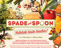 Spade & Spoon