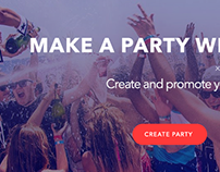 Cockktails - create and promote your events