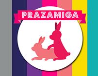 Novas categorias do PRAZAMIGA.COM.BR