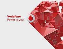 Vodafone - Broadband & TV Sale