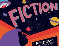 STRANGER THAN FICTION - Pink floyd Illustration