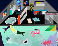 Mix of illustrations —2016