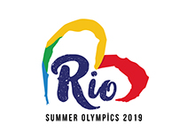 Rio Olympics Logo & Pictogram's / School Work