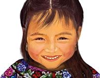 niña mexicana