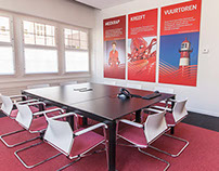 2015 - Provincie Zeeland Conference Rooms