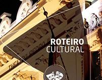 Folder guia cultural/gastronomico de Ribeirão Preto