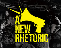 A New Rhetoric - Logo Design