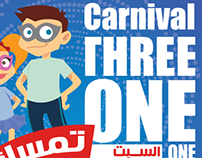 Three ONE one | Carnival 2015