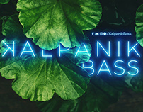 Kalpanik Bass - Blue Neon in Leaves