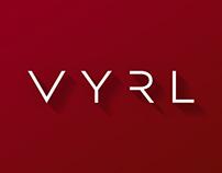 VYRL Branding & iOS App Design