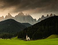 Dolomites - 120 hours