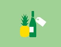 2015 Retail icons concept
