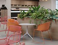 Food Court design