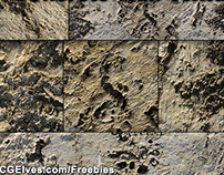 10 Free Old Concrete Stone Wall Textures