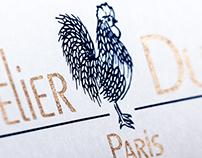 Atelier Du Pain - Brand Identity