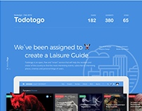 Redesign of Todotogo