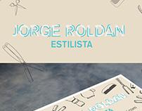 DISEÑO GRAFICO | Jorge Roldan Estilista