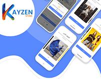 Kayzen App - تطبيق كايزن