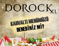Dorock Restaurant Poster Demo