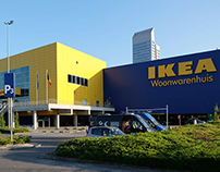 Ikea Co-Worker Service Design